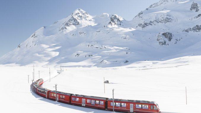 Toget til Åre