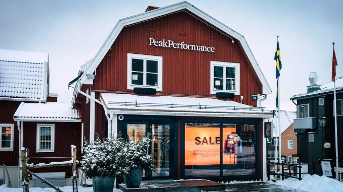 Butik i Åre